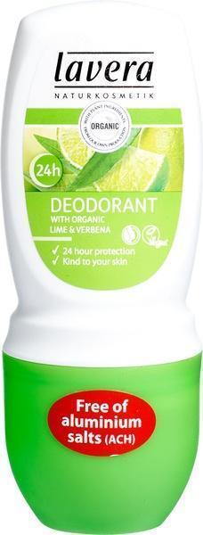 Deodorant roll-on lime-verbena (50ml)
