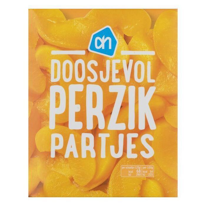 AH Doosje vol perziken (250g)