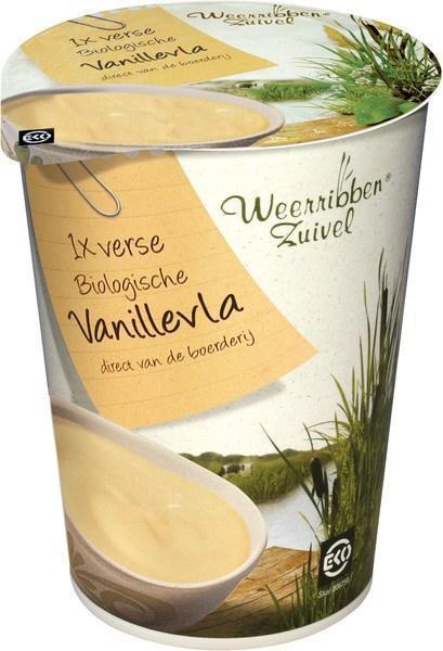 Vanillevla (500g)