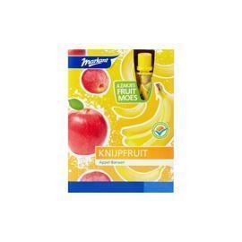 Knijpfruit Appel-Banaan (doos, 400g)