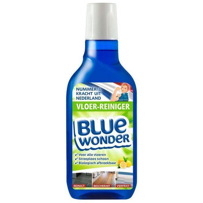 Blue Wonder Vloerreiniger (0.75L)