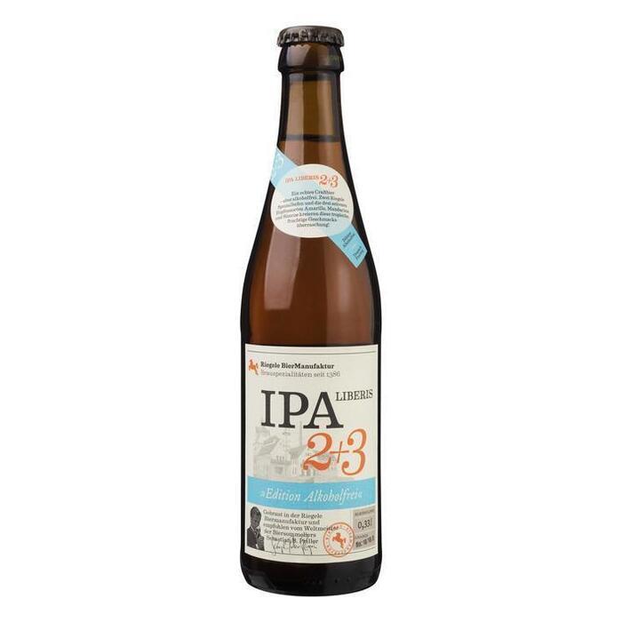 Riegele Liberis alkoholfrei (33cl)