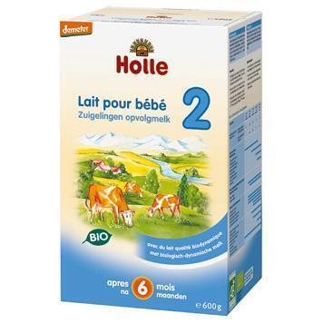 zuigelingenmelk nr.2 v.a. 6 mnd. (600g)
