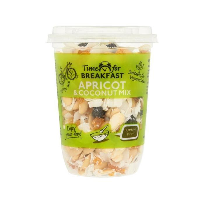 Time for Breakfast Apricot & Coconut Mix 250g (250g)