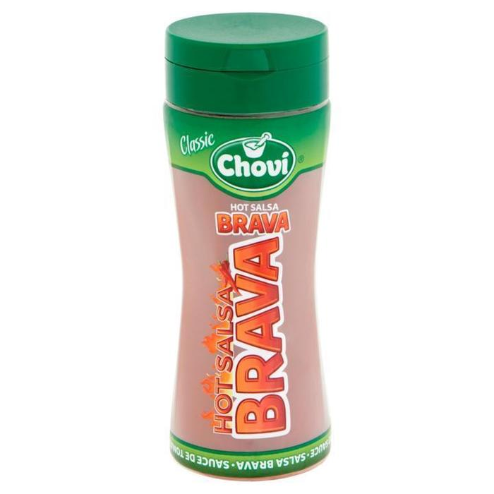 Chovi Classic Hot Salsa Brava 256g (265g)