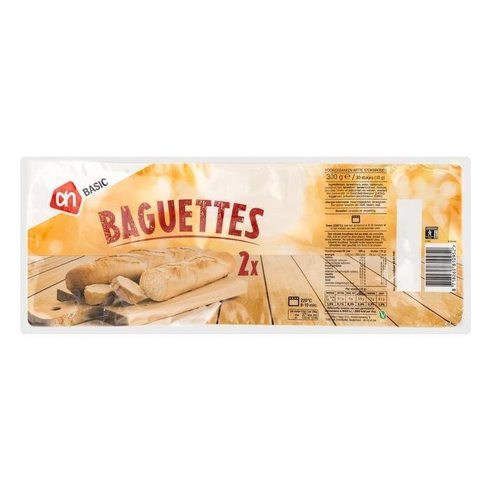 AH BASIC Baguettes (2 × 300g)