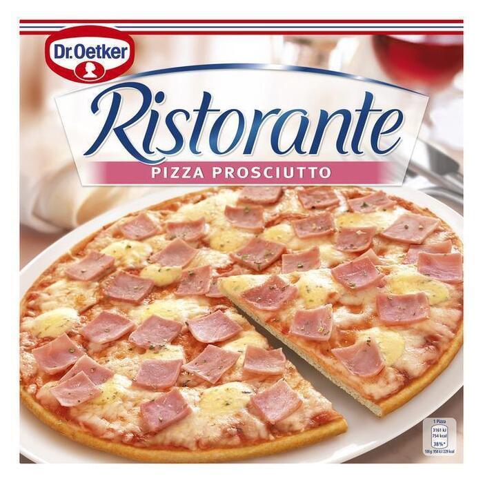Ristorante Pizza Prosciutto (doos, 335g)
