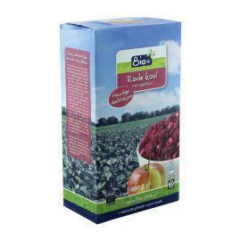 Rode Kool met appeltjes, Biologisch (doos, 450g)