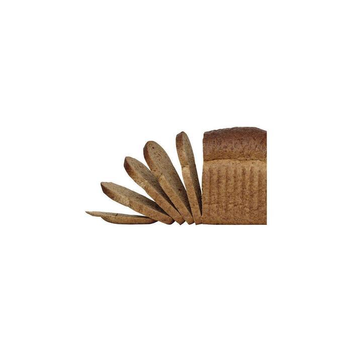 Molenbrood Bus volkoren brood half (400g)