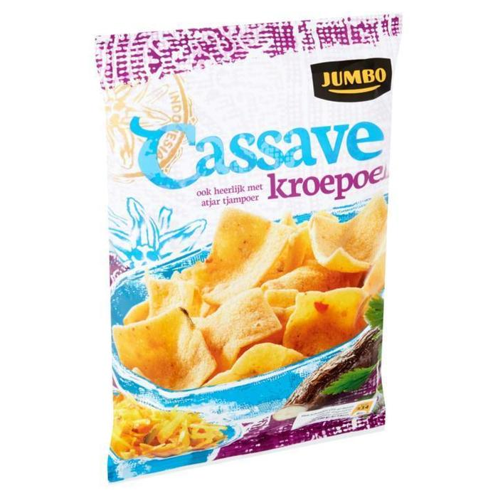 Cassave Kroepoek (zak, 75g)