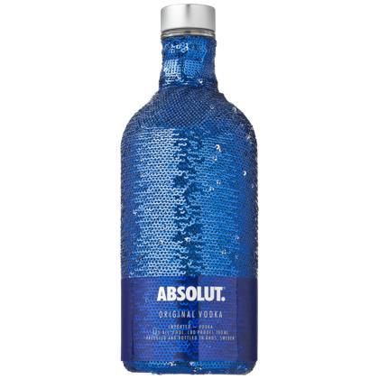Absolut Sequin special edition (rol, 70 × 0.7L)