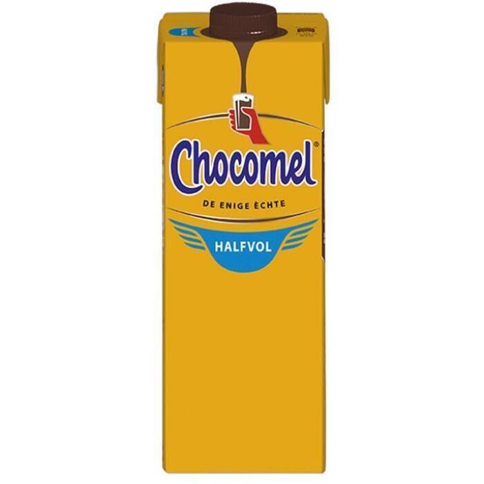 Chocomel Halfvol (drankkarton, 1L)