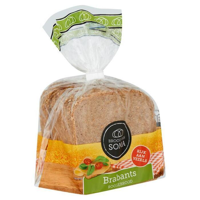 Brabants Roggebrood (zak, 400g)