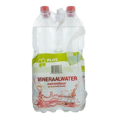 Bronwater koolzuurhoudend (6L)