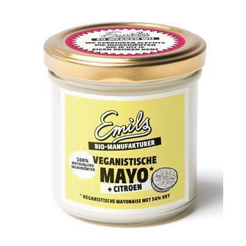 Mayo citroen (veganistisch) (125g)