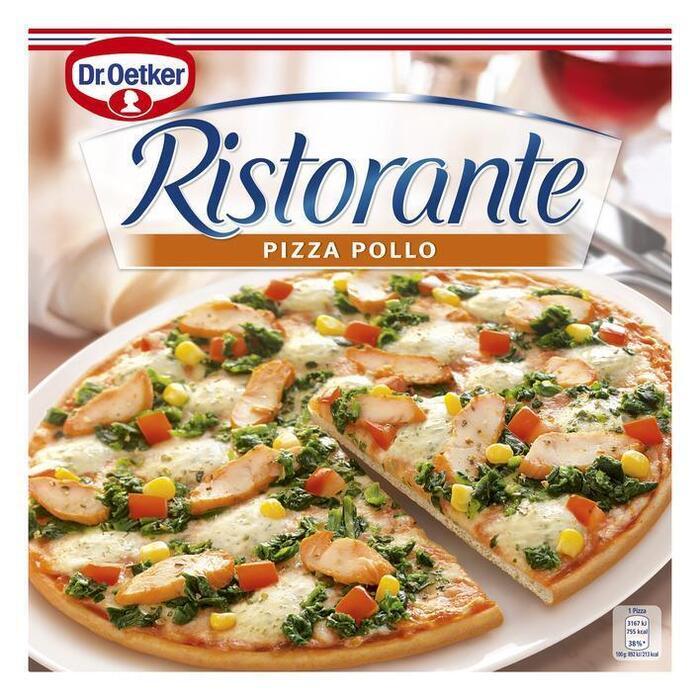 Ristorante Pizza Pollo (Stuk, 355g)