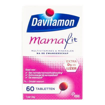Davitamon Vitamine Mama fit