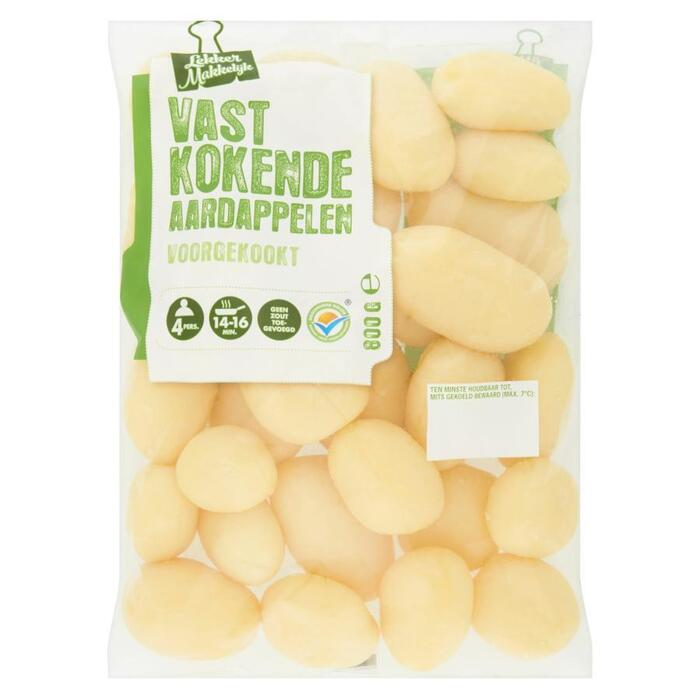 Vastkokende aardappelen (zak, 800g)