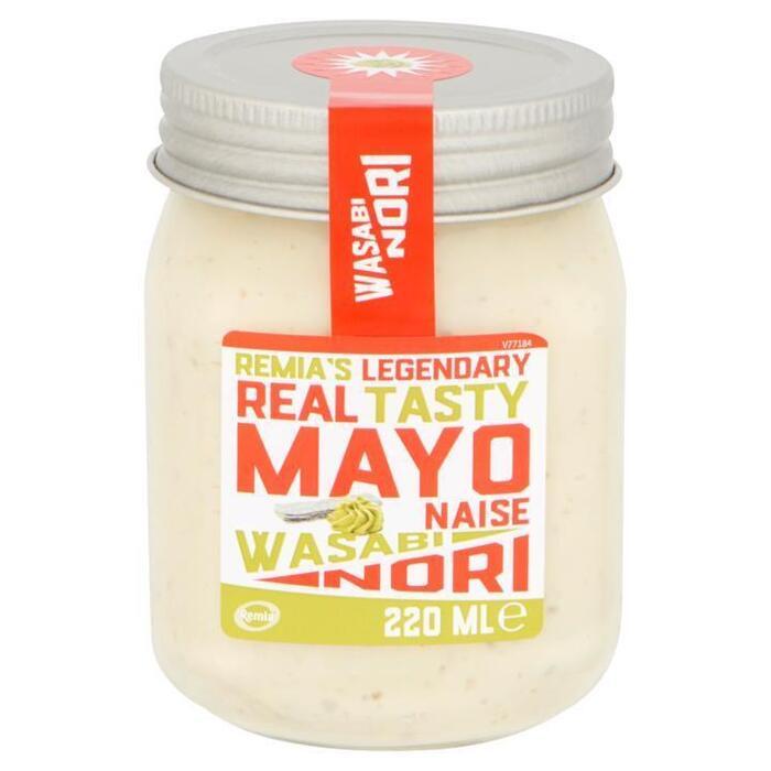 Remia's Legendary Real Tasty Mayonaise Lemon Pepper 365ml (220ml)