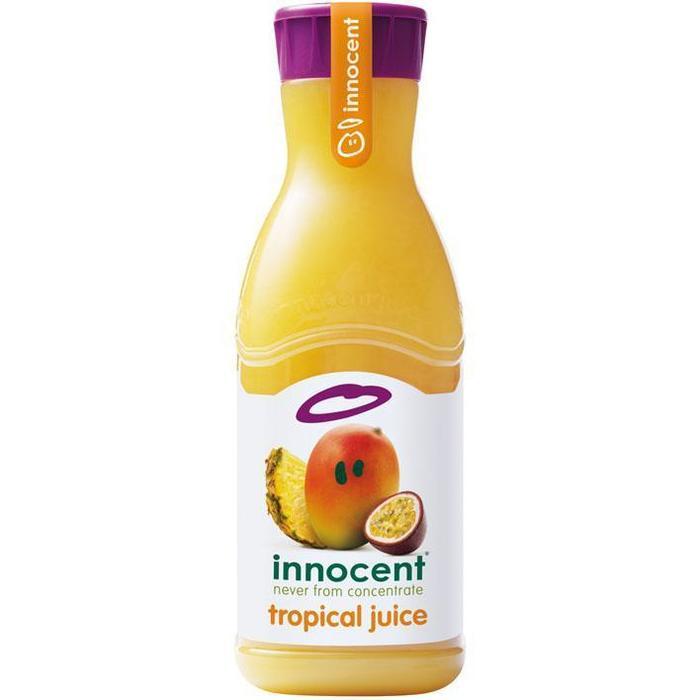 Innocent Tropical juice blend (0.9L)
