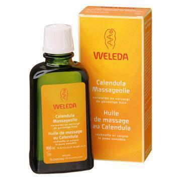 Massageolie calendula (100ml)
