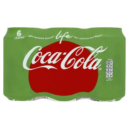 Coca Cola Life (rol, 1.98L)