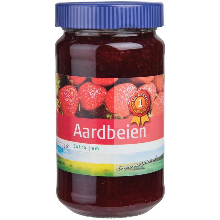 Extra jam aardbei (400g)