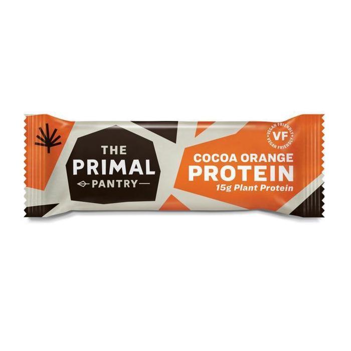 The Primal Pantry Cacao orange paleo protein bar (55g)
