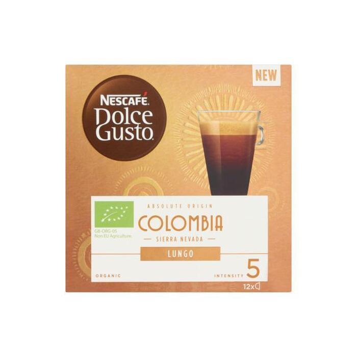 Nescafé Dolce Gusto Colombia Lungo 12 x 7 g (12 × 7g)
