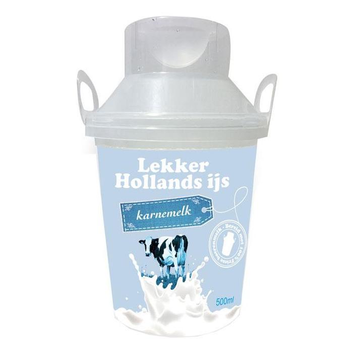 Echt Hollands Karnemelk ijs (0.5L)