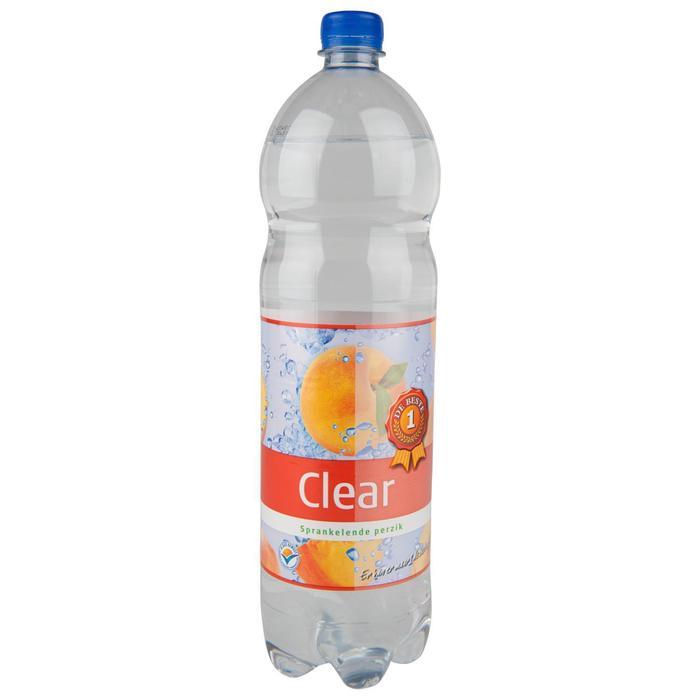 Clear perzik (1.5L)