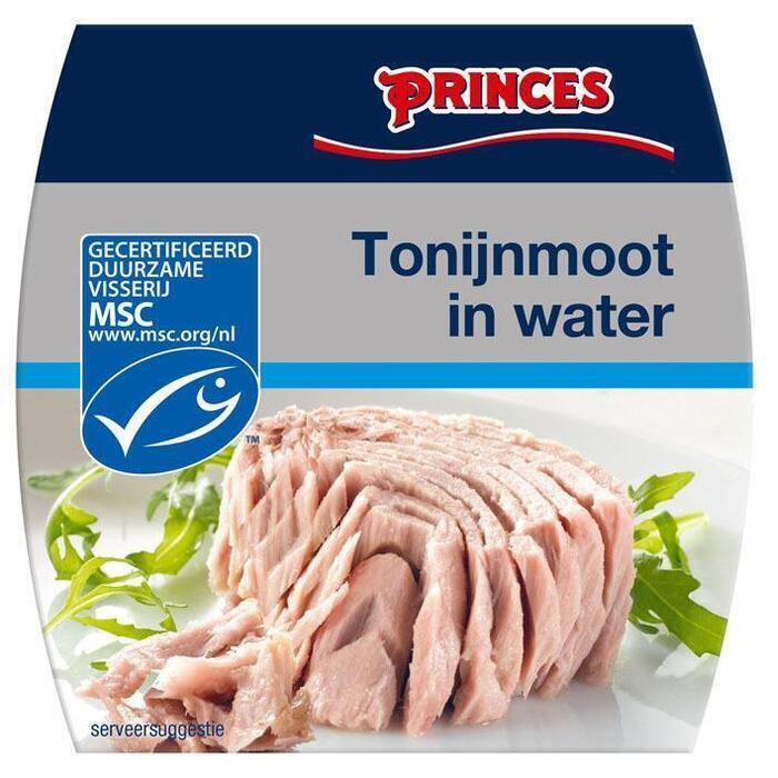 MSC tonijnmoot in water (160g)