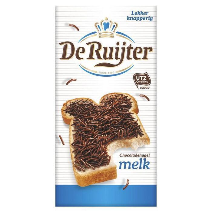 Chocoladehagel melk (240g)