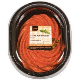 COOP Filet americain peper (150g)