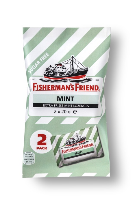 Fish.Friend Mint SV 2-pack 40 gr (2 × 40g)