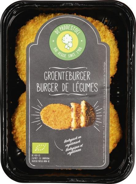 Groenteburger vega (170g)