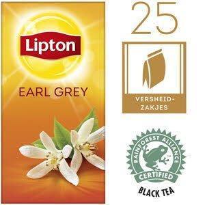 Lipton Thee Professioneel Earl Grey (25 × 50g)