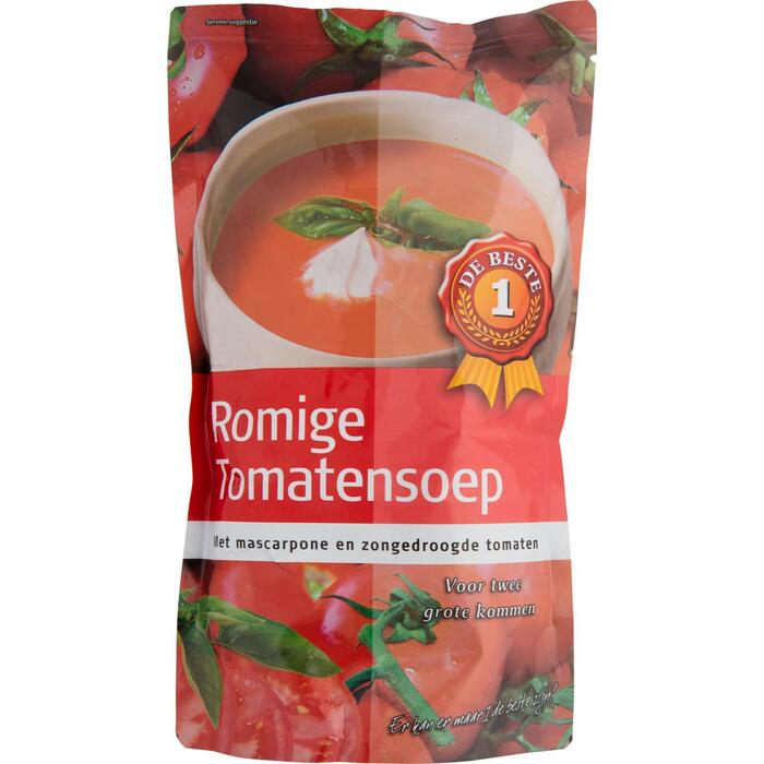 Romige tomatensoep (0.57L)