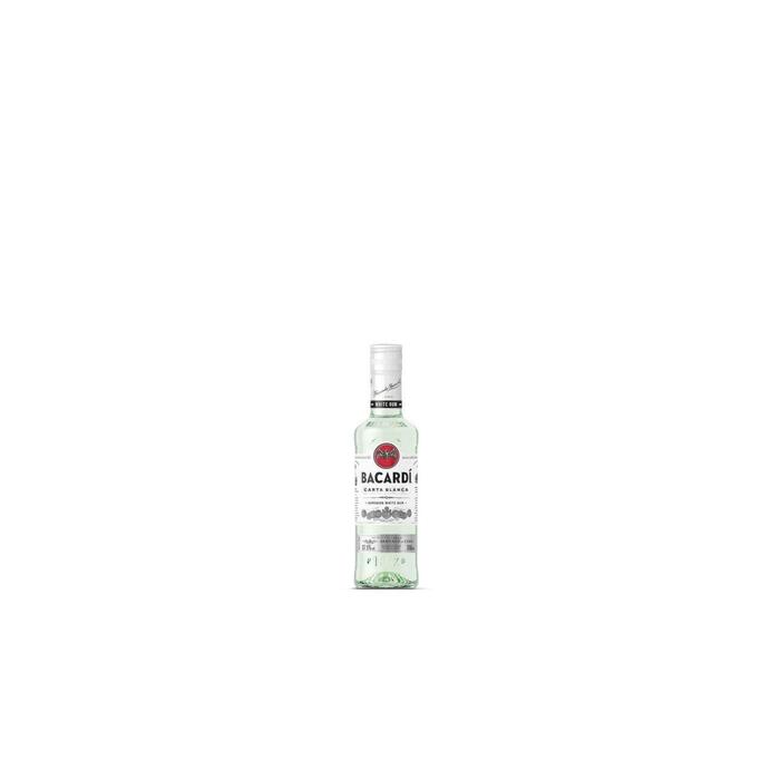 Bacardi Rum carta blanca (rol, 35cl)