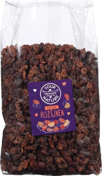 Rozijnen sultana (1kg)