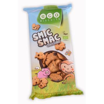 smic-smac met chocolade (150g)