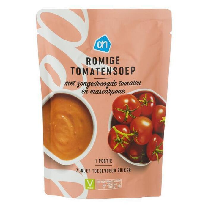 AH Romige tomatensoep (30cl)