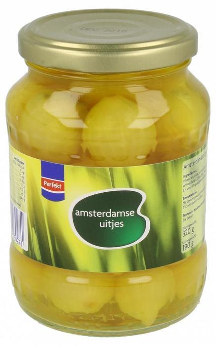 Amsterdamse Uitjes (pot, 190g)