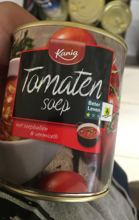 Tomatensoep (300ml)