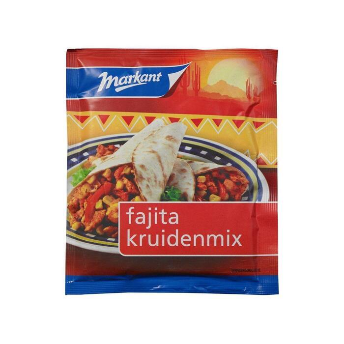 Markant Fajita kruidenmix (40g)