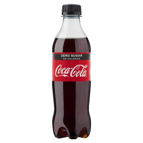 Coca-Cola Zero gekoeld (37.5cl)