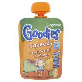 Squeezy appel-wortel-mango (90g)