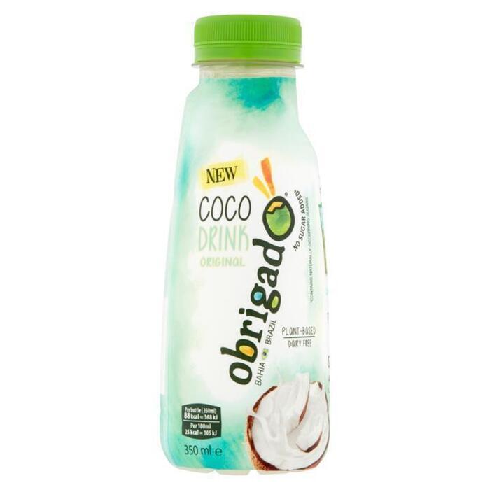 Obrigado Coco drink original (35cl)