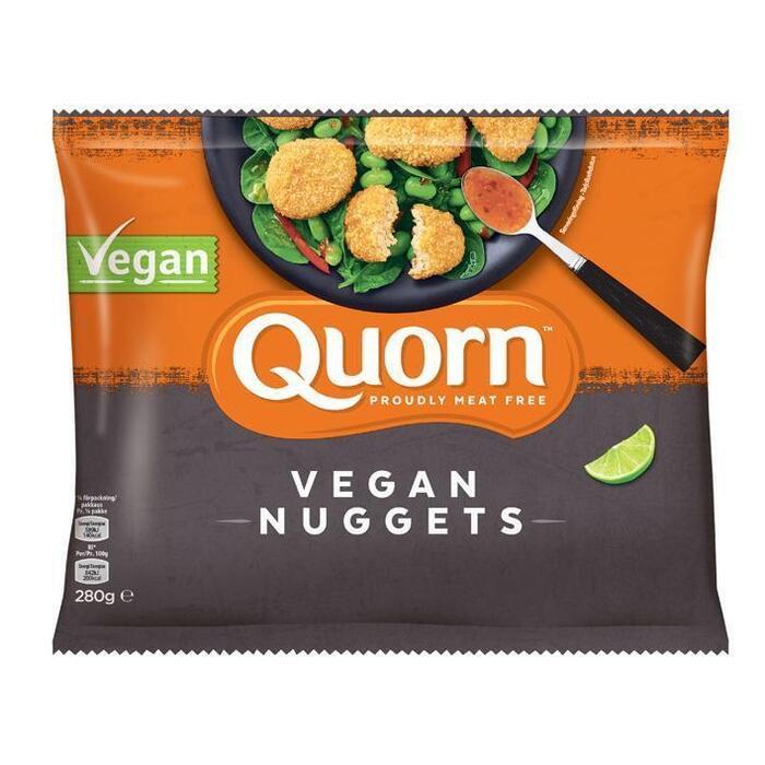 Quorn Vegan nuggets (280g)