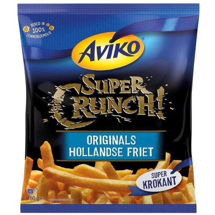 SuperCrunch originals hollandse frites (Stuk, 750g)